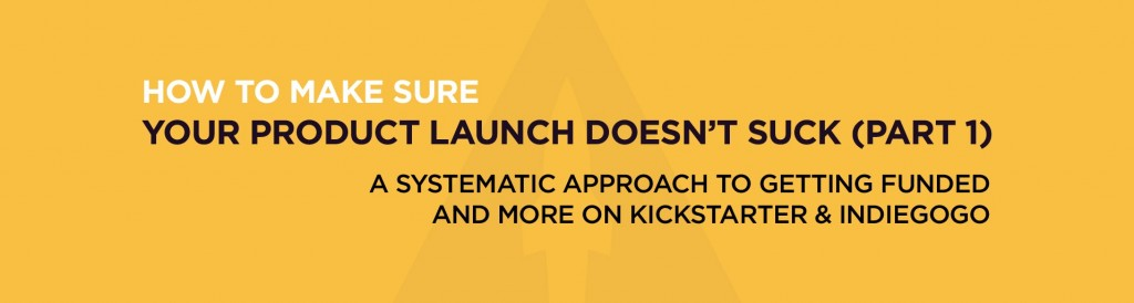 make sure your product launch doesn't suck