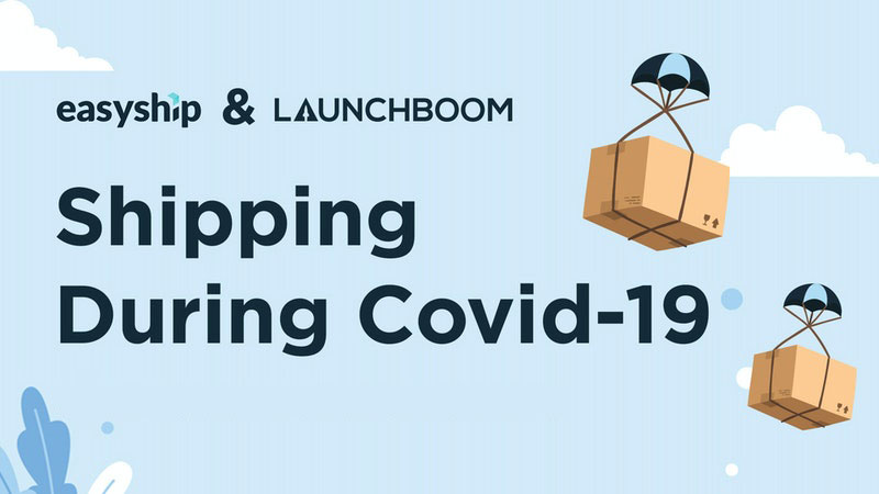 How is COVID-19 affecting shipping and fulfillment?