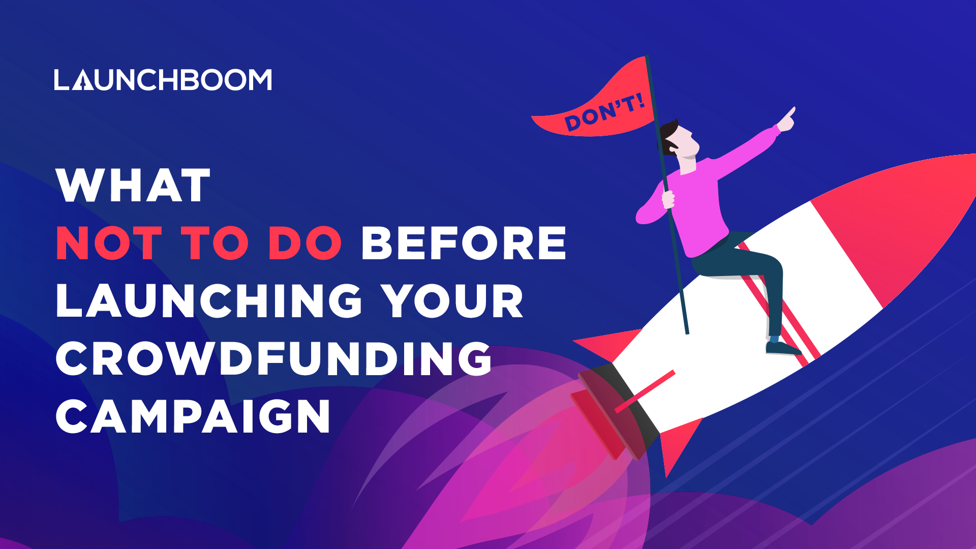 Avoid these crowdfunding mistakes