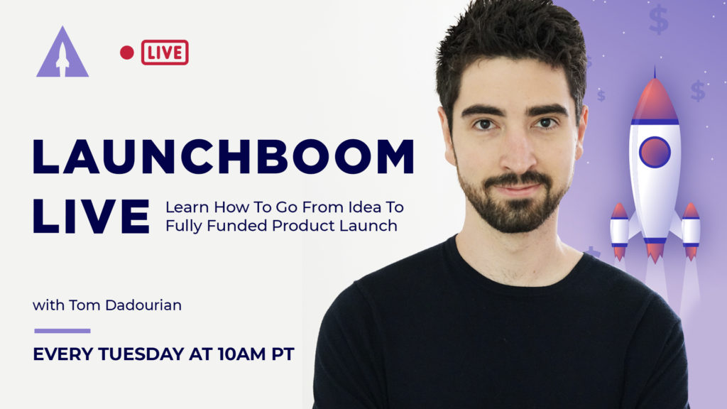 LaunchBoom Live