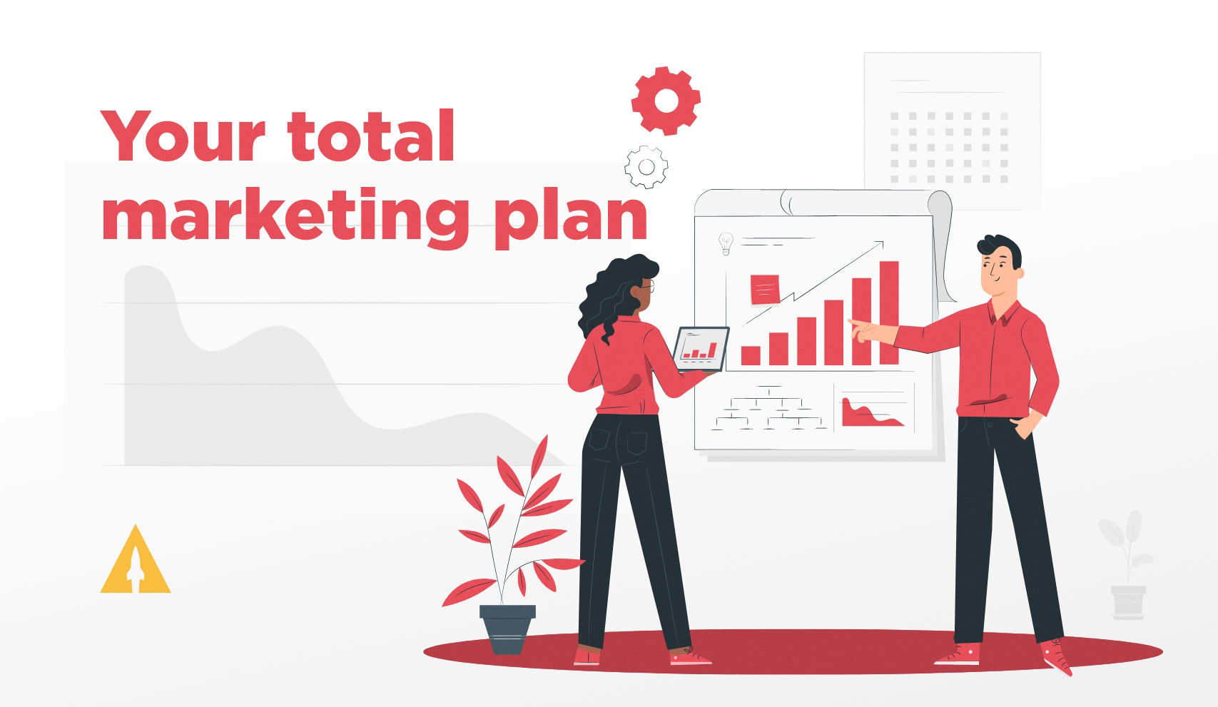 Your total marketing plan