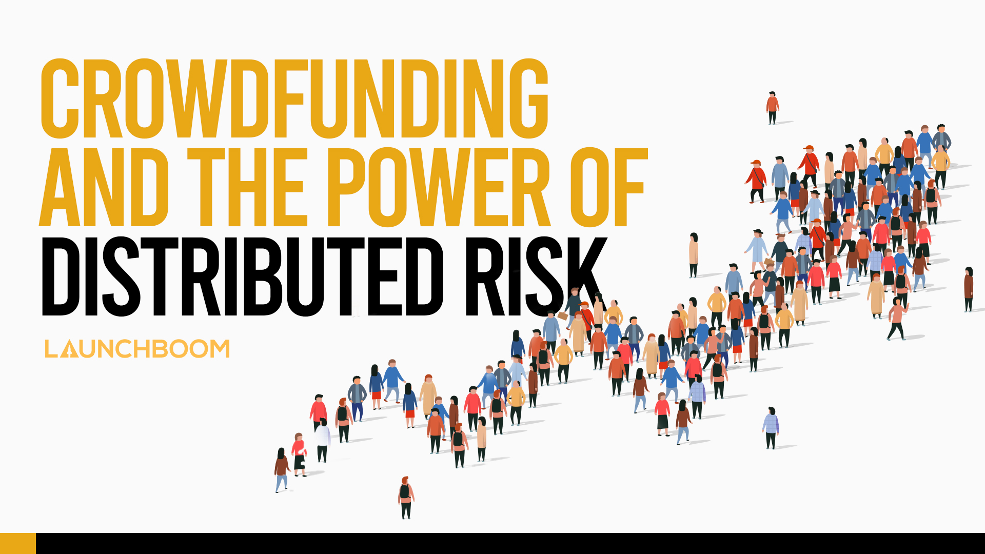 Crowdfunding and the power of distributed risk