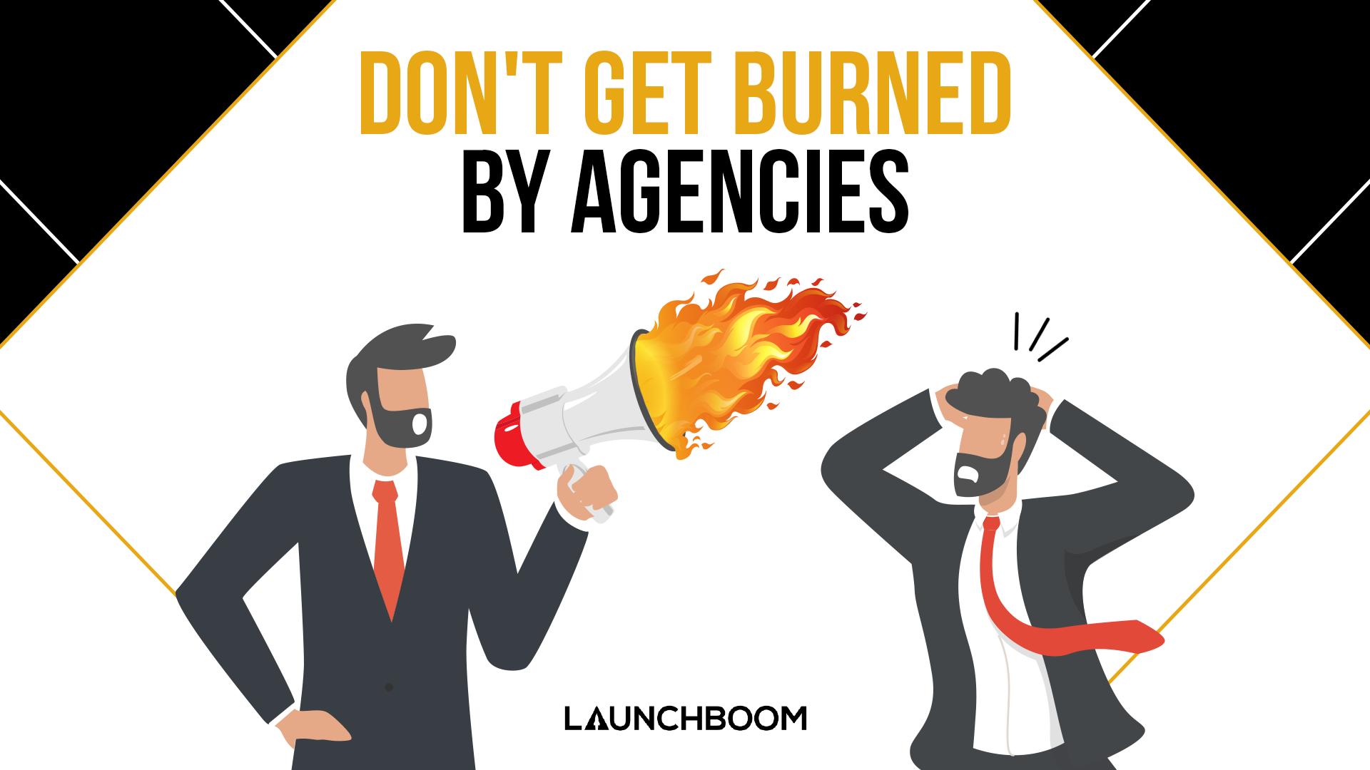 Don't get burned by your crowdfunding agency