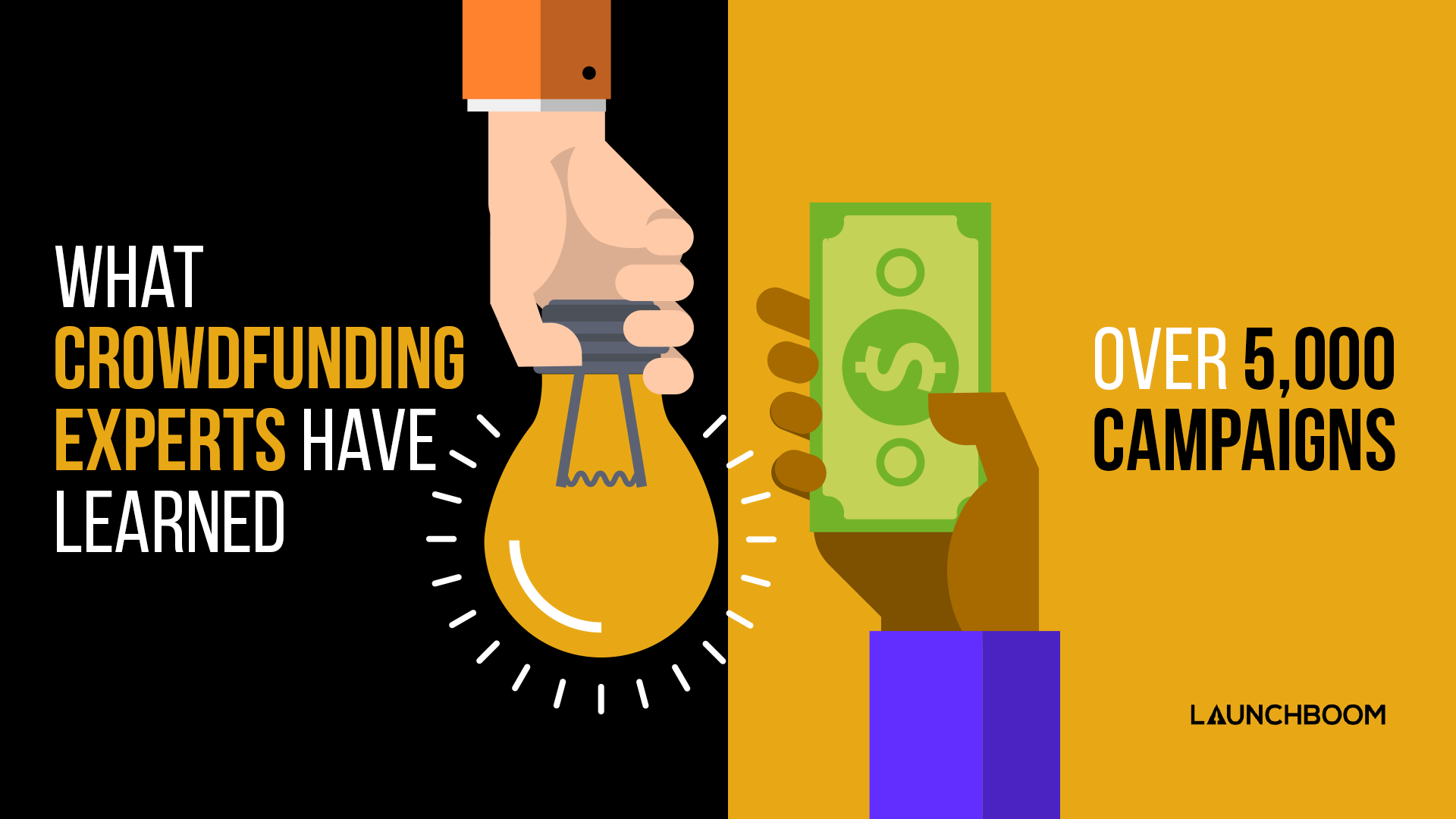 What crowdfunding experts have learned over 5,000 campaigns