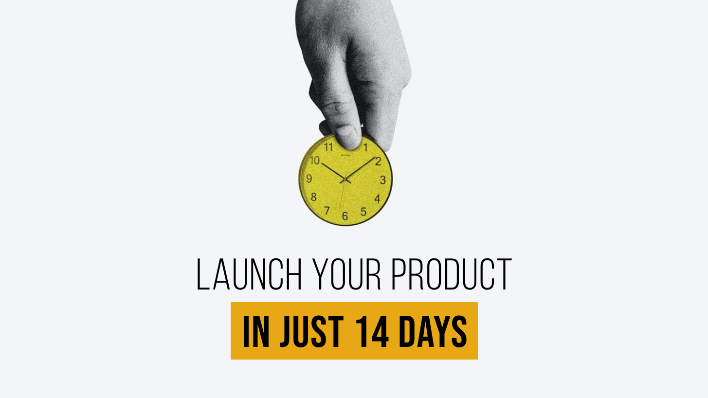 How to launch a $7 million dollar campaign in 14 days