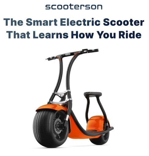 Rolley scooter best performing headline
