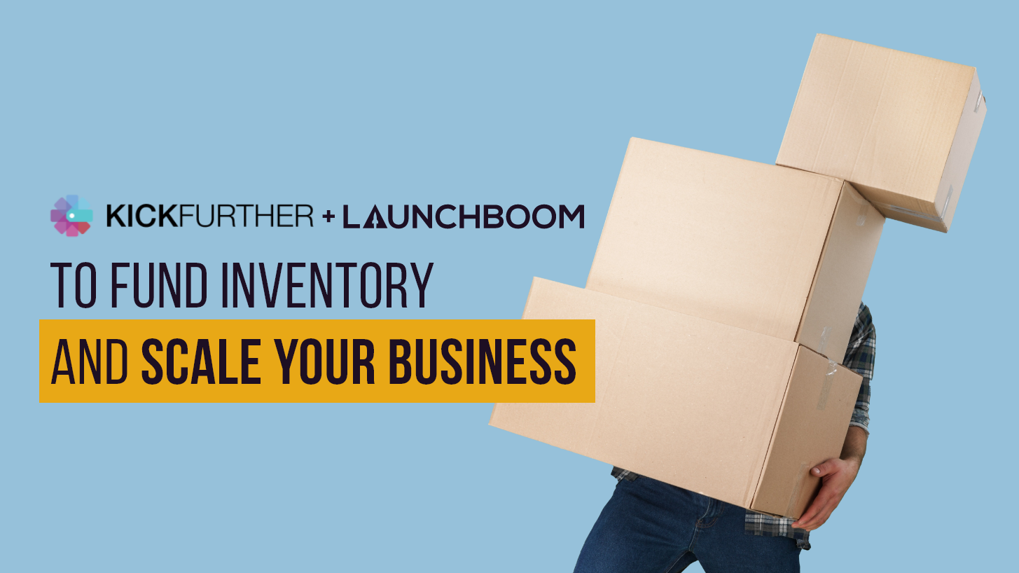 The easiest way to fund inventory and grow your business after crowdfunding